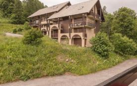 Appartement 2 pièces coin montagne 8 personnes (13B)