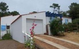 Entre plages et forêt, Villa pour 6 personnes à louer sur la Tranche-sur-mer