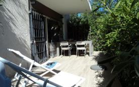 Sainte Maxime (83) - Le Capet - Le Silene. 2 pièces - 52 m² environ- jusqu'à 4 personnes. Une loc...