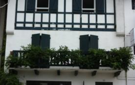 Gite pour 12 personnes centre village - Ascain