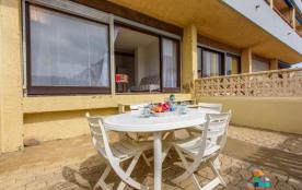 Appartement 2 pièces de 40 m² environ pour 4 personnes situé à 150 m de la plage et à 350 m du ce...