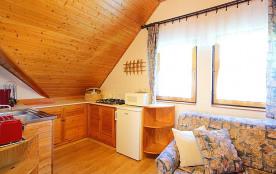 Appartement pour 3 personnes à Balatonalmadi