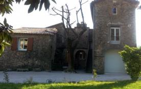Gite 2-5 pers avec Piscine Spa dans les Cévennes - Saint Jean du Gard
