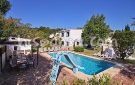 Villa pour un maximum de 12 personnes (6 chambre