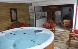 A 150m de la plage, T2 avec spa, T3, studio, wifi, recommandés par le routard. - Sainte Anne