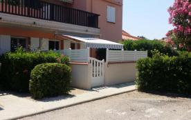 Saint Cyprien Plage - centre - résidence Archipel - studio terrasse de 21 m² environ pour 3 perso...