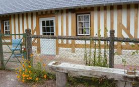 Maison pour 2 personnes à Beaufour-Druval