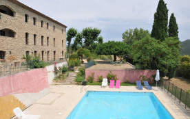 Loue appartement F2 avec piscine