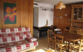 Les Rousses appartement 44m2, tout confort plein sud