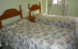 chambre à 2 lits de 90cms