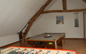 salle de jeux 6 à 8 personnes