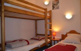 Appartement 2 pièces cabine 6 personnes (107A)