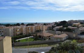 Saint Pierre la Mer (11) - Quartier du Port - Résidence le Figuier Blanc. Appartement 2 pièces me...