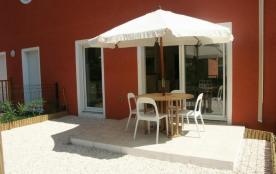 6 personnes maximum. Villa dans résidence de standing. Location classée meublé de tourisme trois ...