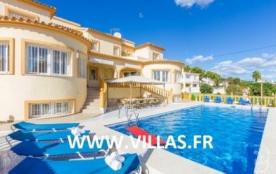 Villa AB Maripa - Villa située dans un quartier résidentiel tranquille de Calpe, à quelques pas d...