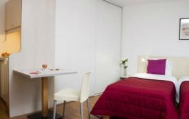 Adagio City Aparthotel Aparthotel Rennes Centre - Appartement Studio 2 personnes  ZOL12-D1