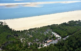 Airotel Pyla Camping, 286 emplacements, 129 locatifs