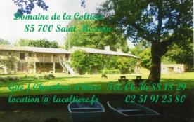 Très Beau Gîte de 121 m² à Saint-Mesmin (Vendée), La Coltiere - Saint-Mesmin