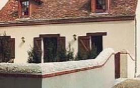 Gîtes de France - Au cœur des châteaux de la Loire, gîte dans maison individuelle, façade donnant...