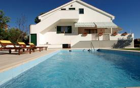 Maison pour 5 personnes à Zadar