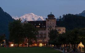Appartement pour 1 personnes à Interlaken