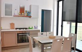 Appartement pour 3 personnes à Otranto