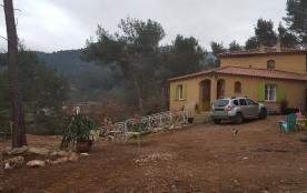 Villa en provence avec piscine