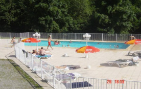 Camping PARC DE PALETES - Mobilhome IRM 2 chambres