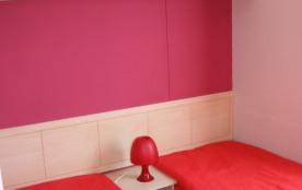 les charmettes-1ere chambre 2 lits