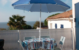 Villa de vacances vue sur mer
