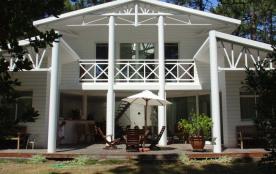 Cap Ferret, villa originale de 4 chambres.