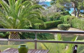 Appartement studio de charme rénové,calme, mer et jardin