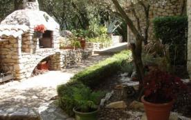 Espace du jardin coté propriétaire