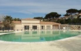 Sainte Maxime (83) - Gaumont - Domaine de Figuière - 3 pièces - 45 m² environ - jusqu'à 6 personn...