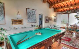 Maison pour 13 personnes à Pistoia