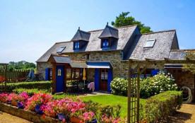 Maison de pecheur avec jardin, prox ile de Bréhat