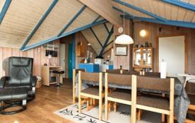 Maison pour 4 personnes à Havndal