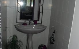 Lavabo salle d'eau