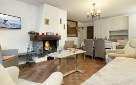 Appartement pour 5 à La Tzoumaz