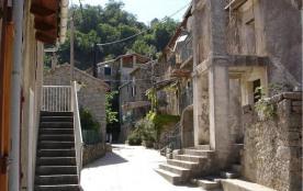 village pieton vue bas