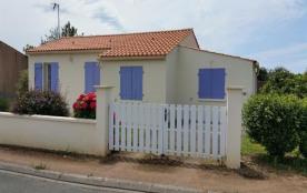 FR-1-357-35 - Superbe maison de vacances T3 - Dans rue calme