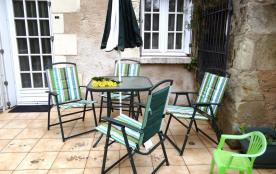 Appartements meublés de 2 à 5 pers La Roche Posay