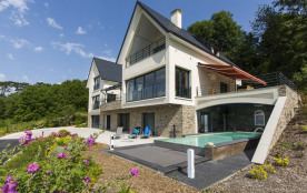 Villa prestige avec vue mer panoramique