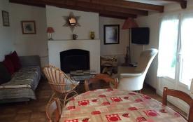 Maison pour 3 personnes à Breuillet