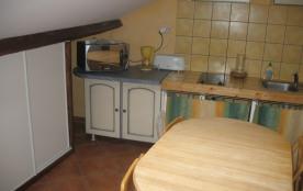 cuisine appartement