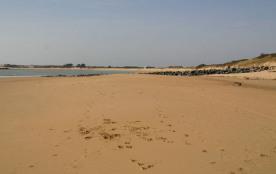 La plage vers La Perroche