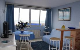 appartement pour 4 à 5 personnes vue sur la mer - Le Tréport