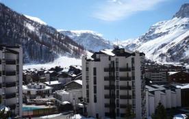 Val d'Isère, plein centre, 2 pièces 50 m² pour 6