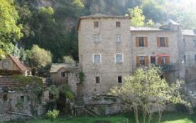 Location de 4 Gîtes de 2 à 10 pers,  en lozère au coeur des Gorges du Tarn, classés au Patrimoine Mondial de l'UNESC ...