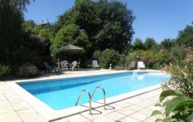 Villa  avec piscine Ardéche Cévennes - Saint Laurent des Arbres